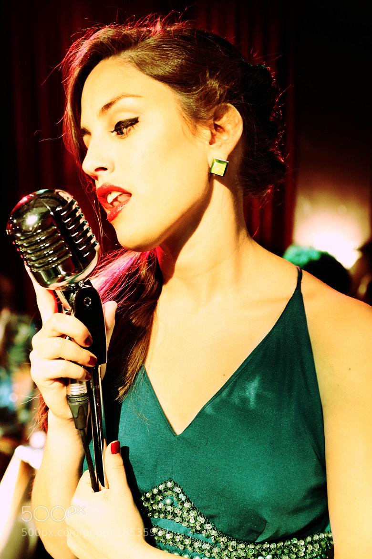 Photograph The singer by Albert Segarra Subirats on 500px