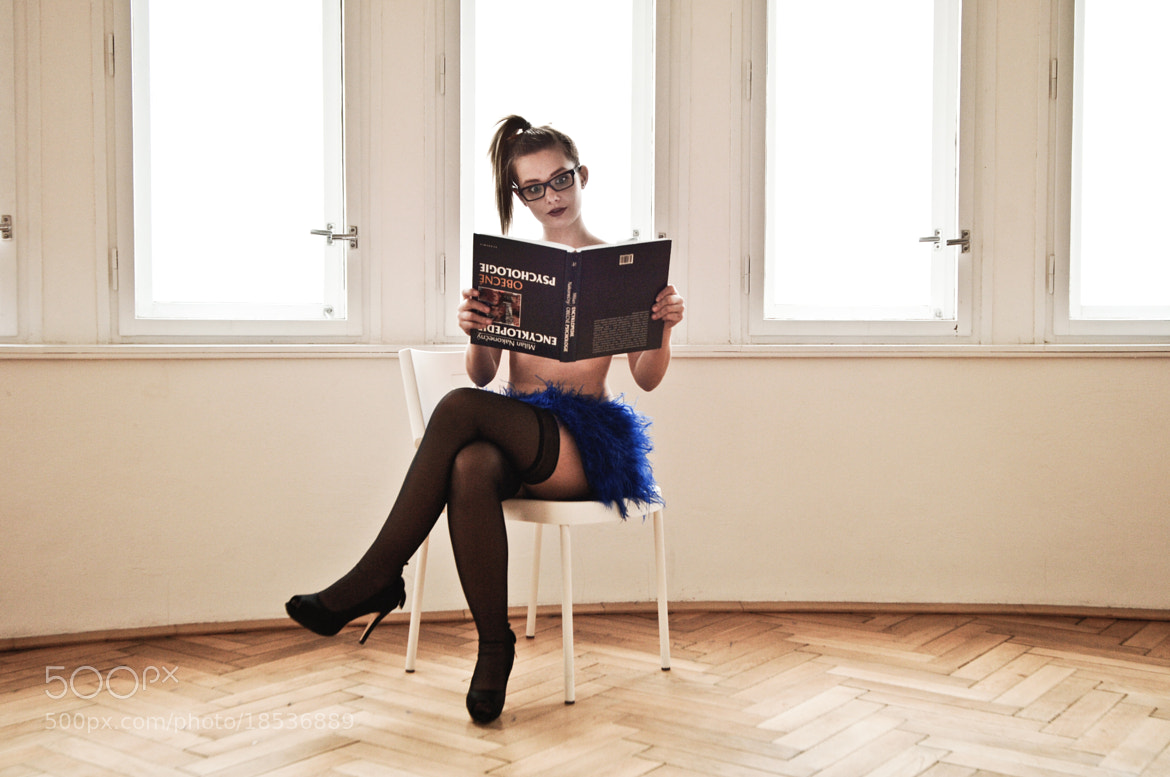Photograph student by Cheorche Prihonsky on 500px
