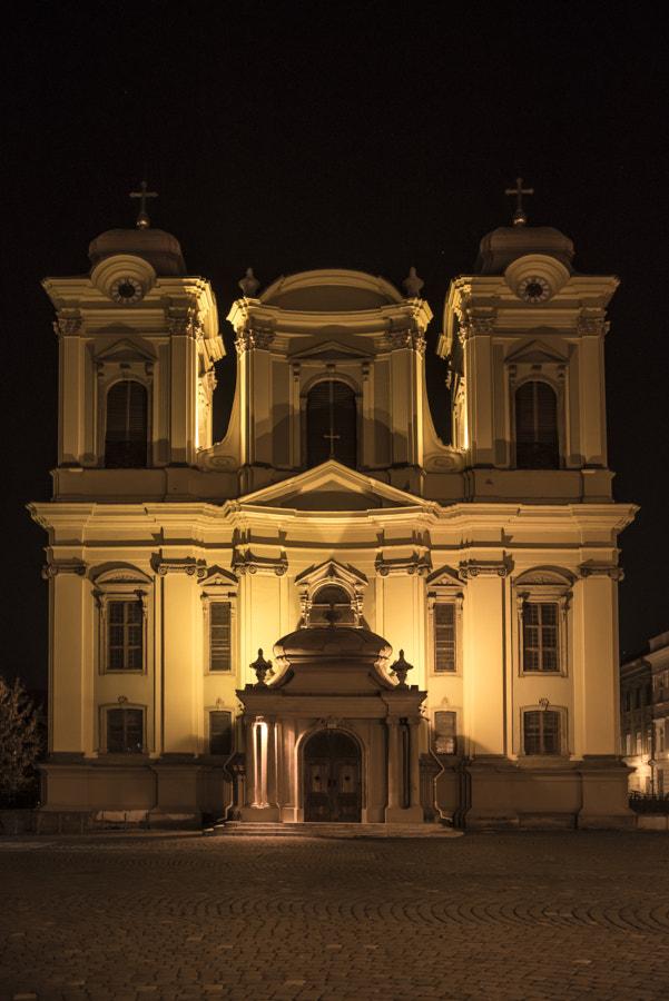 Romano-Catholic Dome from Timisoara