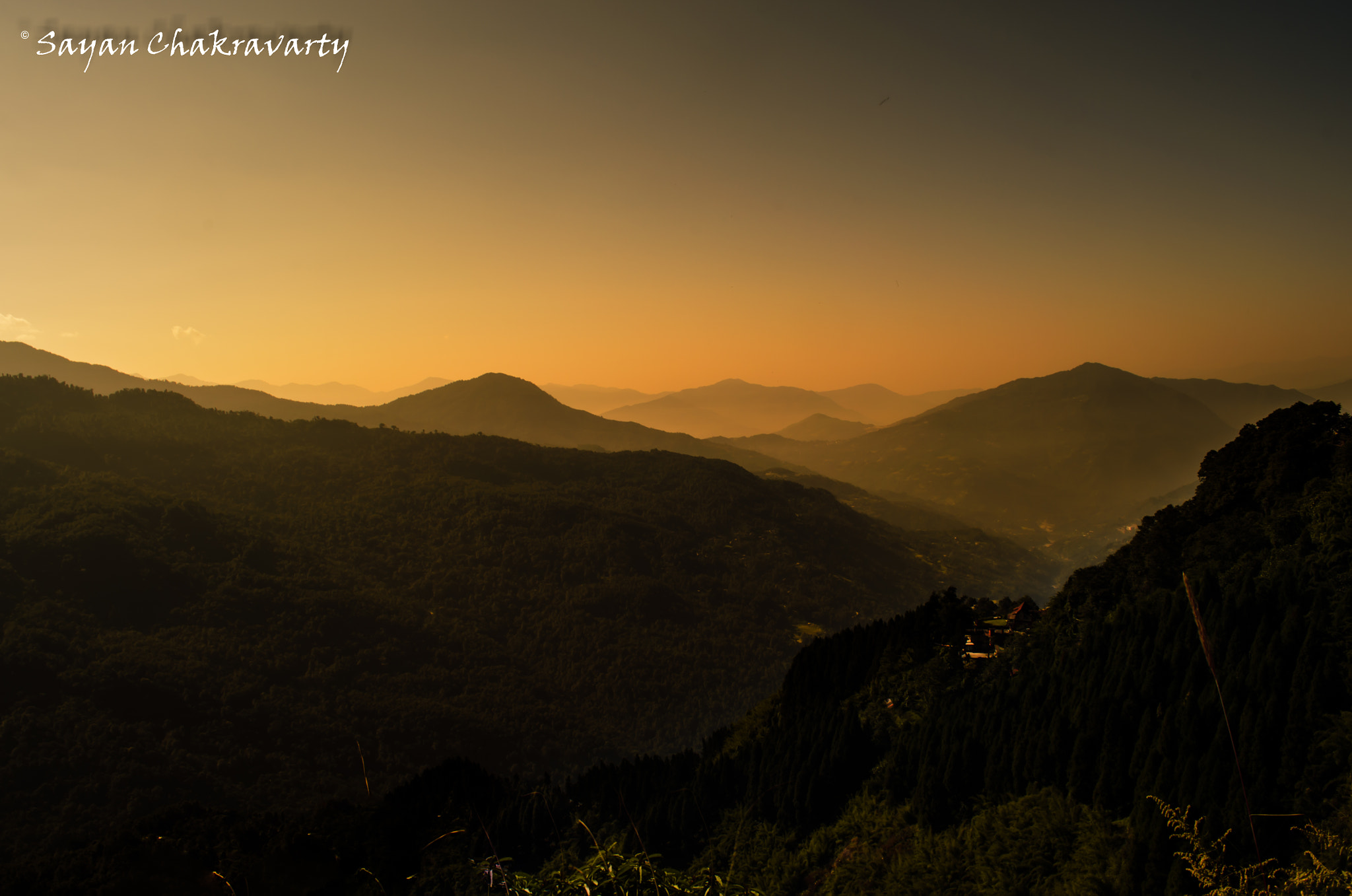 Photograph Somewhere out there ! by Sayan Chakravarty on 500px