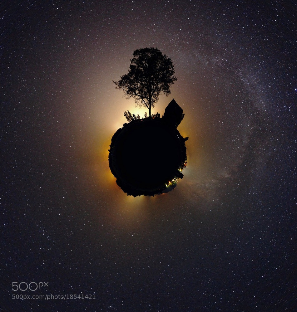 Photograph Lost in Space by Christoph  Otawa on 500px