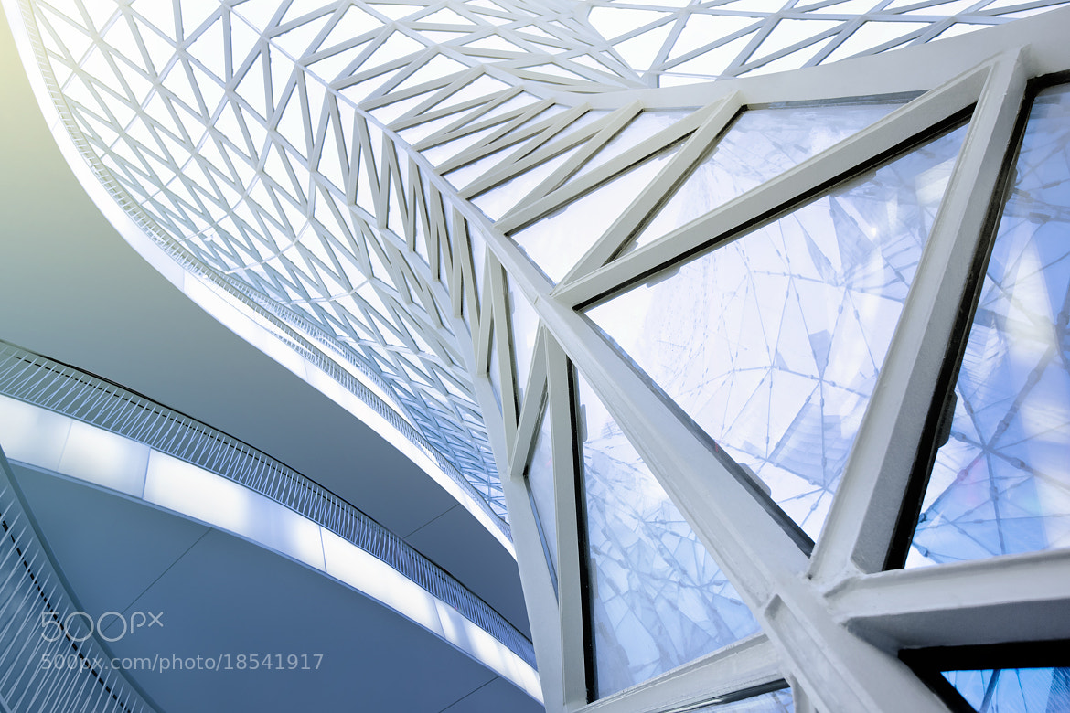 Photograph The Glass Funnel  by Lucas Portee on 500px
