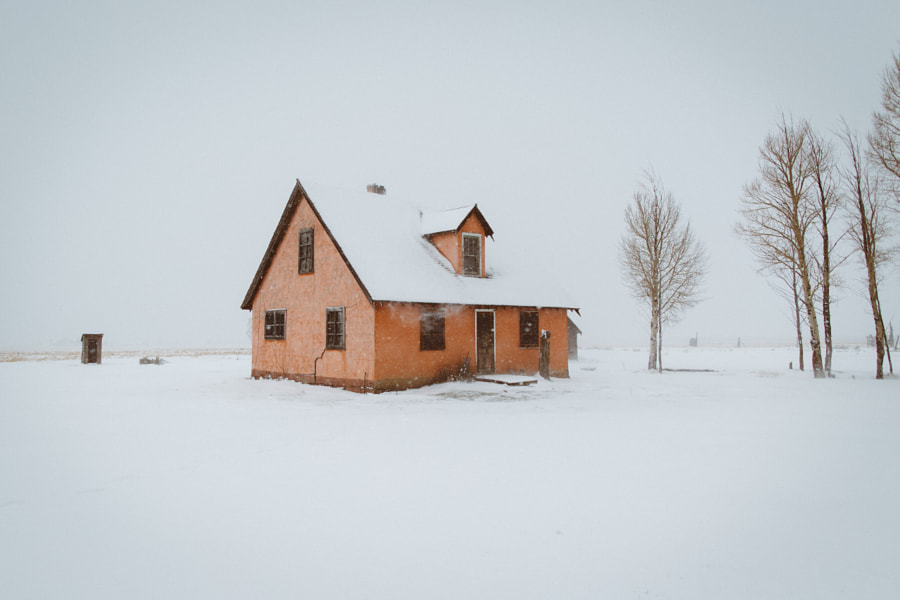 Wyoming by Jake Chamseddine on 500px.com