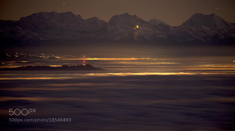 Photograph phare dans la nuit by Jean Gruyer on 500px