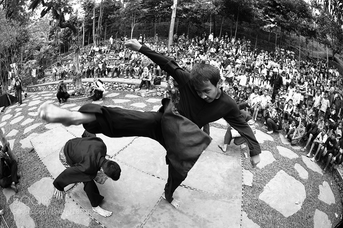 Photograph pencak silat by cipta Himawan on 500px