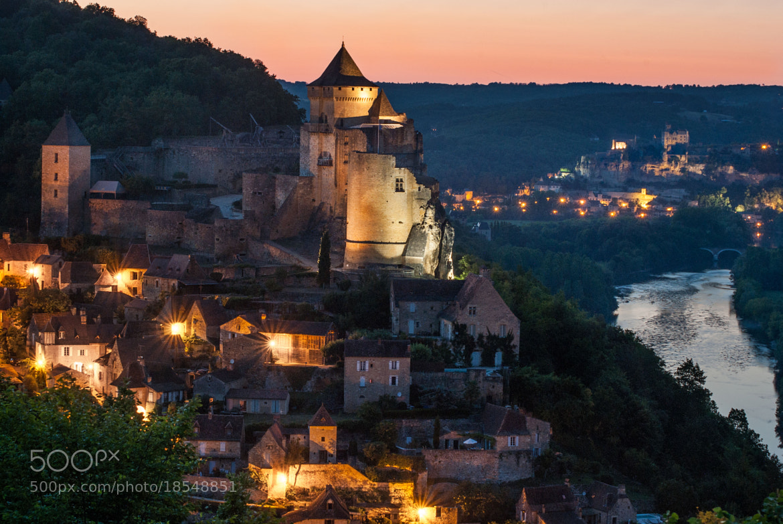 Photograph Castelnau La Chapelle by Charly LATASTE on 500px