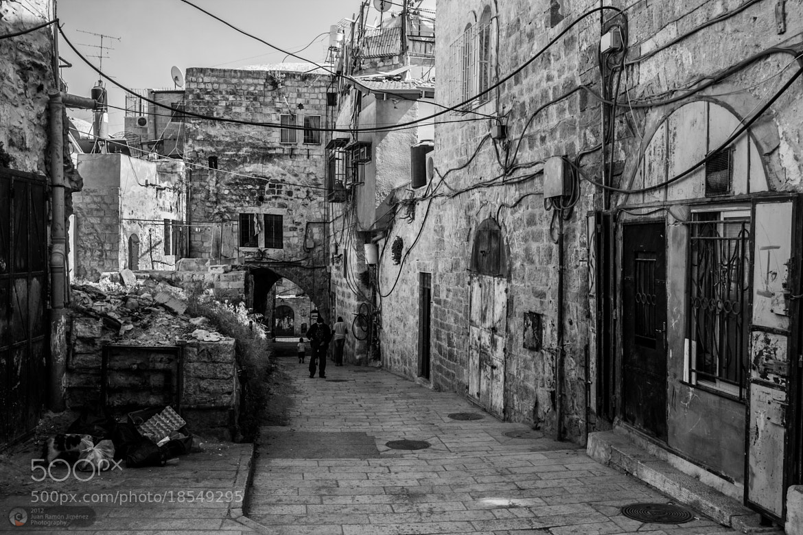 Photograph Muslim Quarter 1 by Juan Ramón Jiménez on 500px