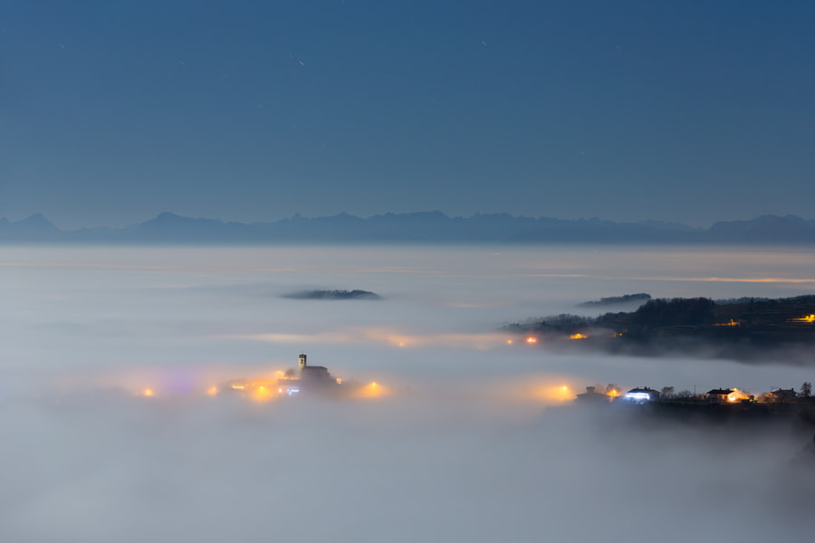 Isle Of Fog by Jure Batagelj on 500px.com