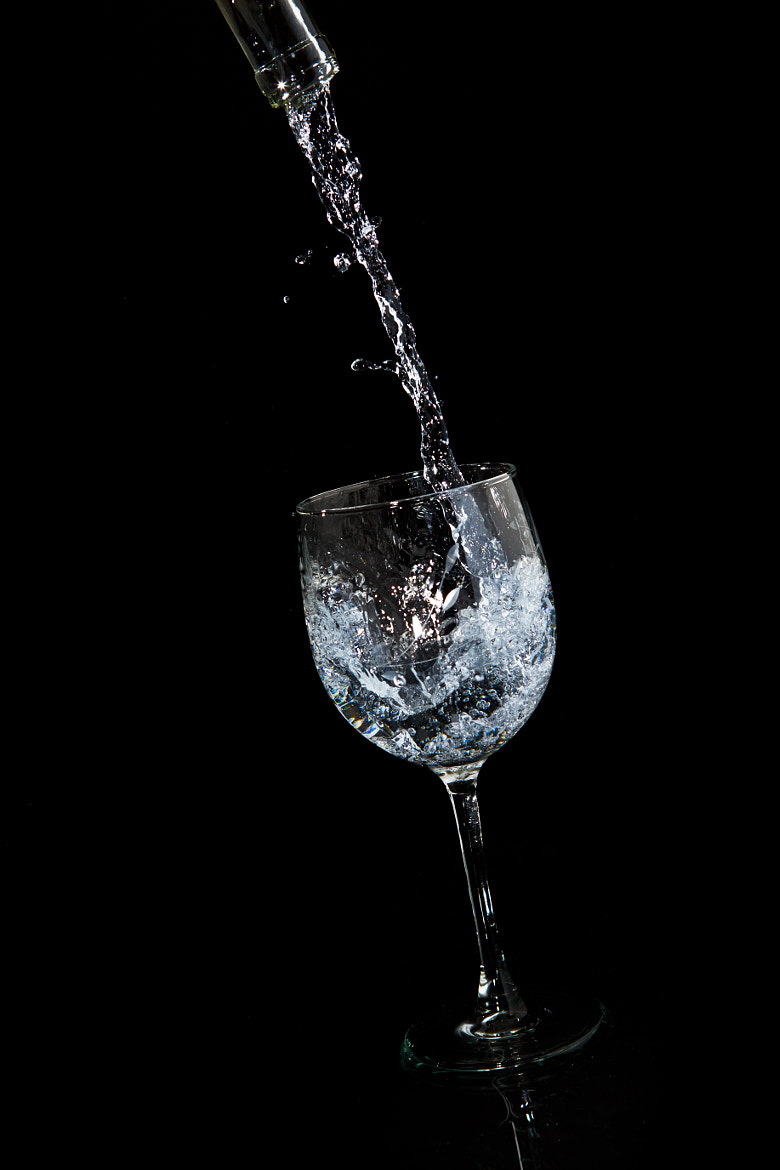 Photograph Experimenting With Alcohol by Mike Bowzeylo on 500px