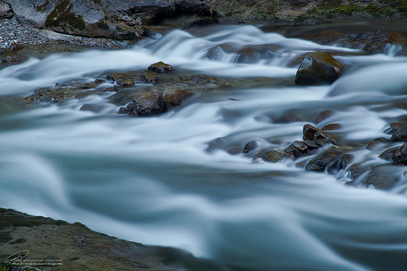 Photograph Wild waters gone smooth by Florian Warnecke on 500px