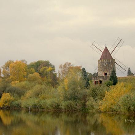 """Moulin """"Alphonse Daudet"""""""