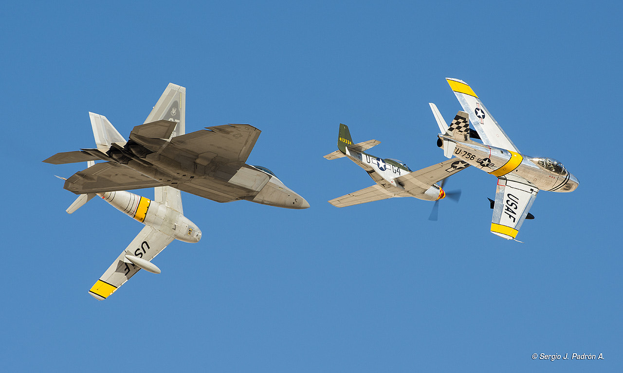 Photograph Heritage Flight by Sergio J. Padrón A. on 500px