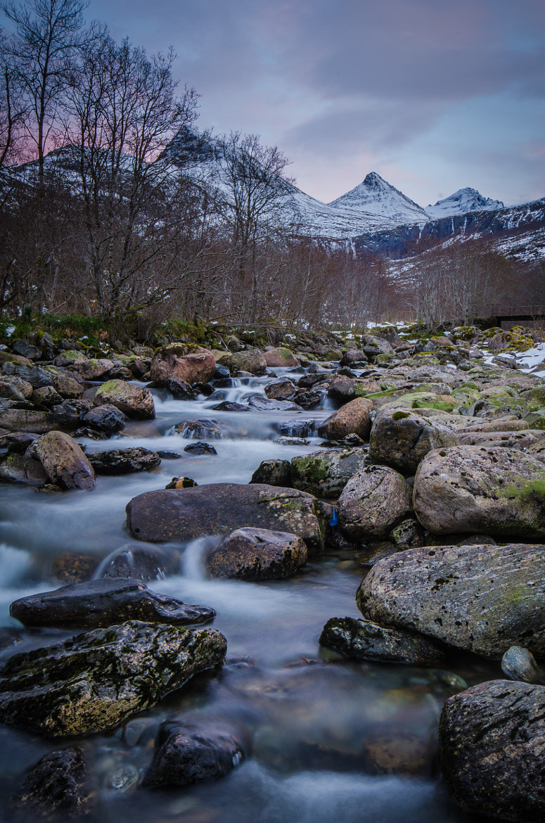 Photograph Cold flow by James Kennedy on 500px