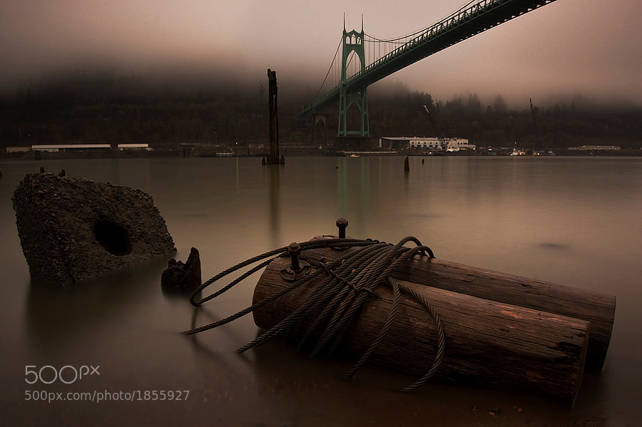 Photograph The Fog Comes by jonobadiahasay on 500px