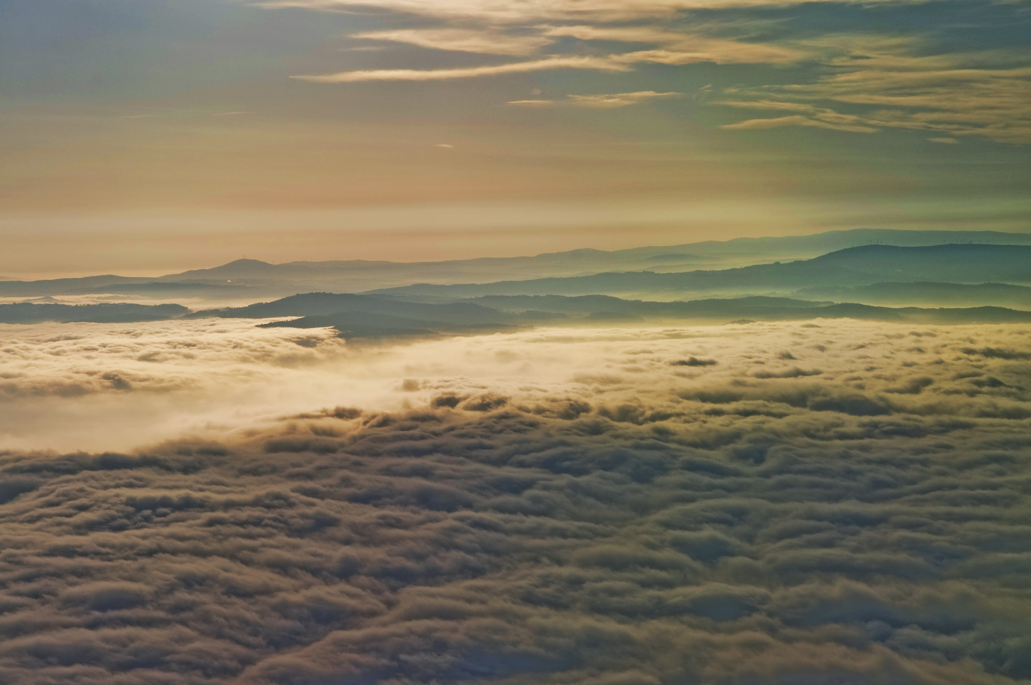 Photograph Sea of clouds by Dominic Royé on 500px