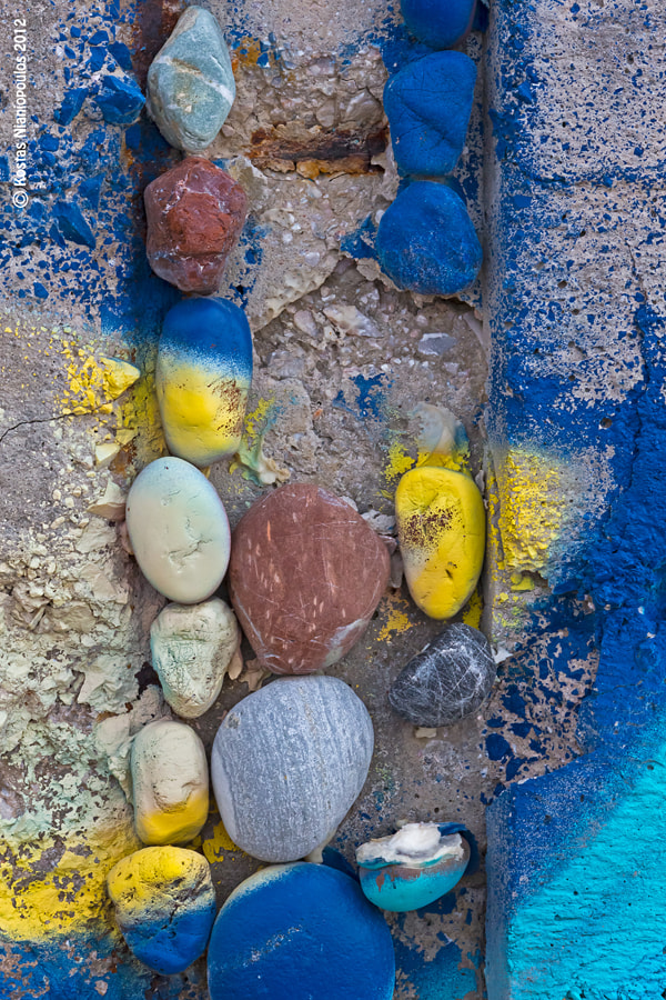 Photograph Color In The Drain by Kostas  Nianiopoulos on 500px