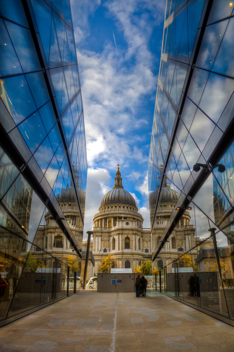 Photograph St Paul's Cathedral by M I Hamza on 500px