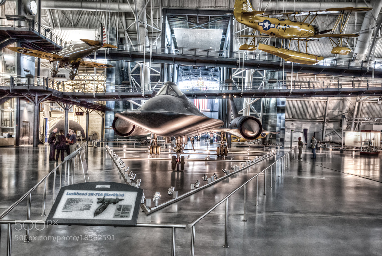 Photograph SR-71 Blackbird - Redux by Michael Noirot on 500px
