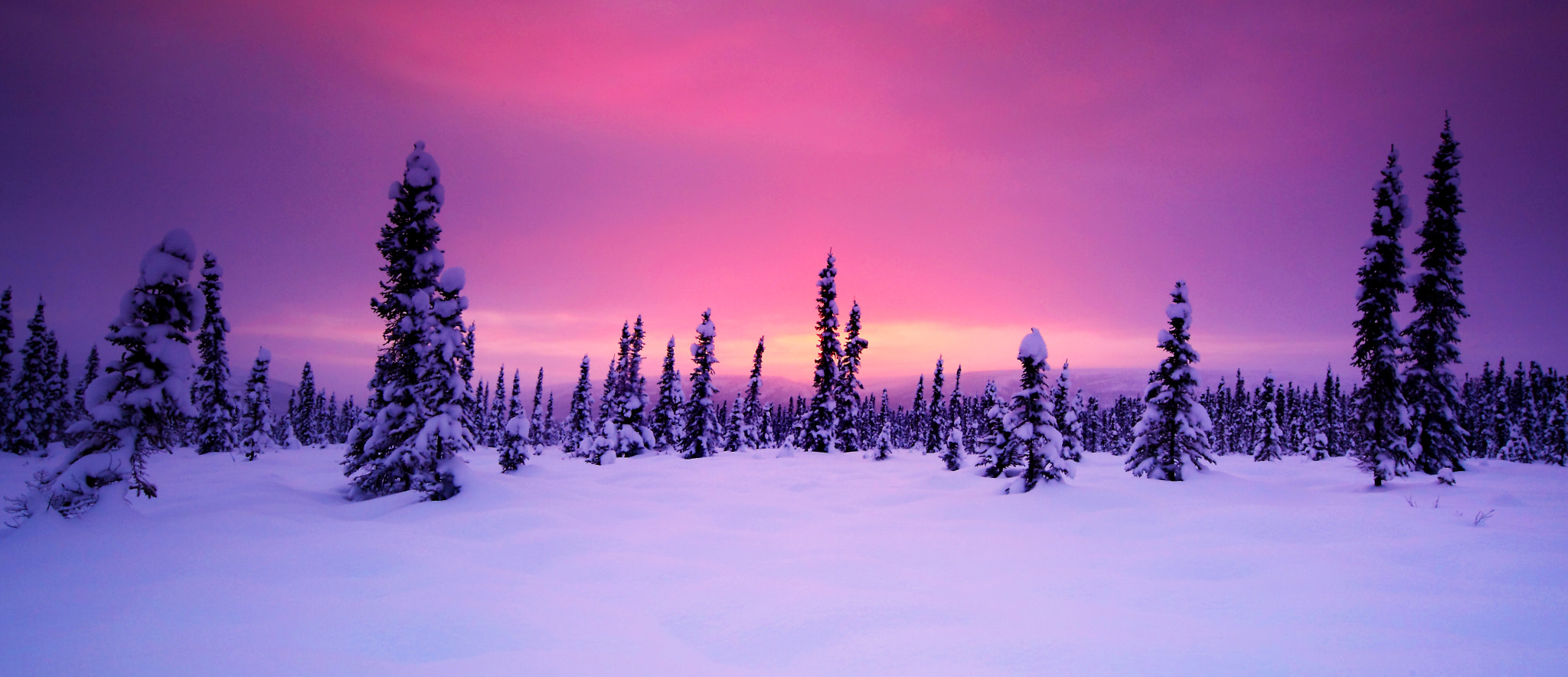 Photograph Winters Glow by Ron Perkins on 500px