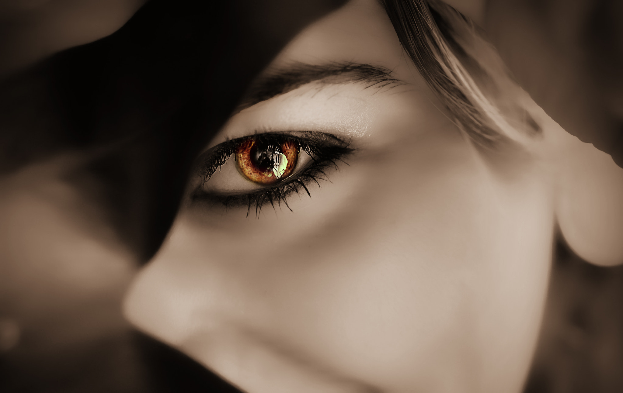 Photograph eye by Serhat Atlığ on 500px