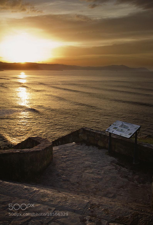 Photograph Cuando la costa acuesta by Juan Boado on 500px