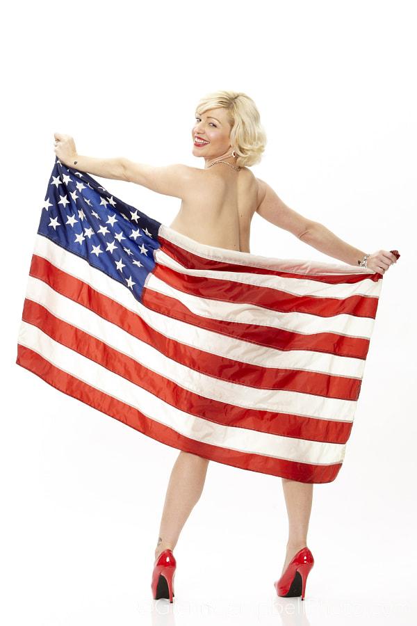 Jessica Sugar Kiper-Flag