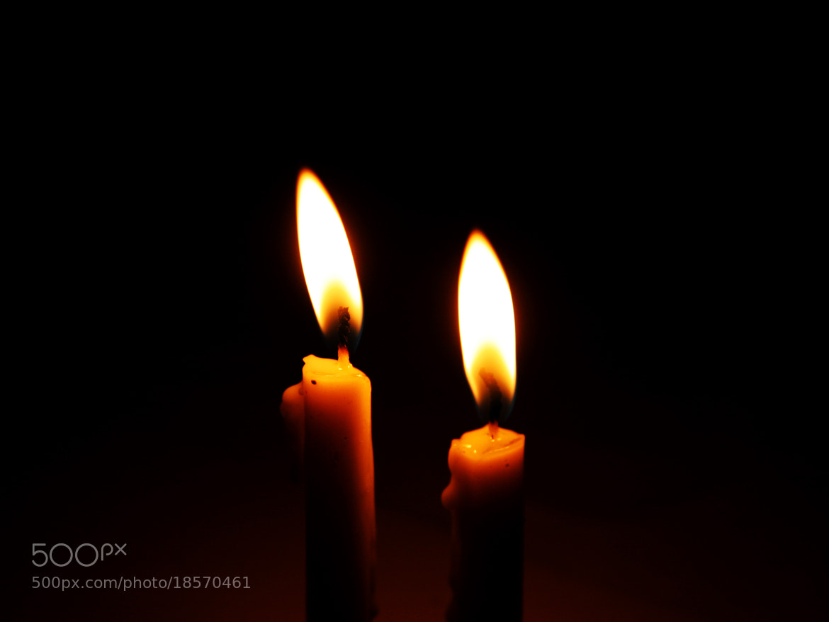 Photograph Candle Light by Parissa Allahyari on 500px