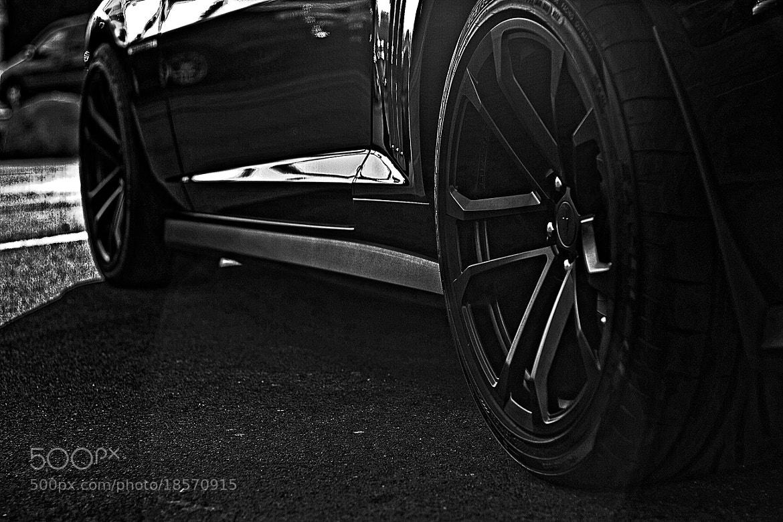 Photograph Chevrolet Camaro by Wilson Usman on 500px