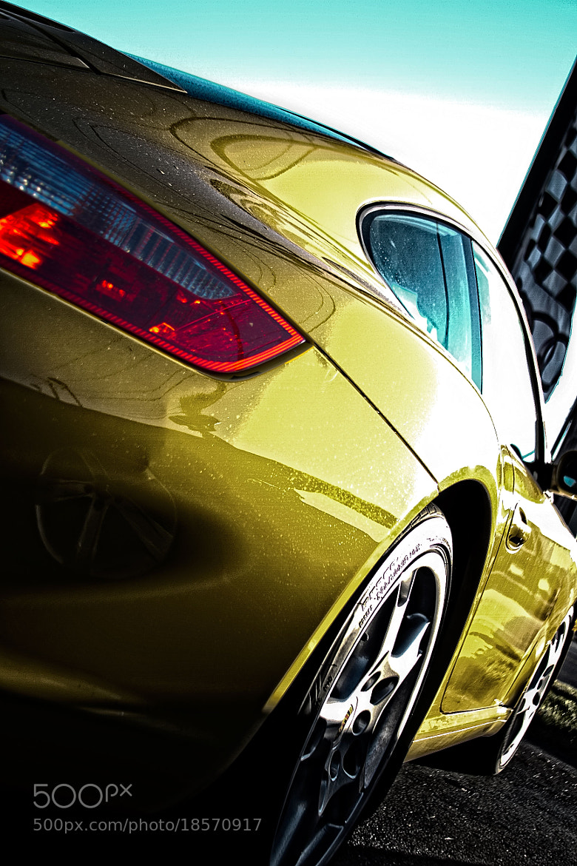 Photograph Porsche Carrera by Wilson Usman on 500px