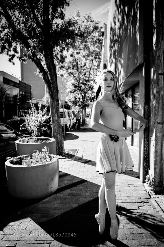 Photograph New Mexico Ballerina Project by David Fitzpatrick on 500px