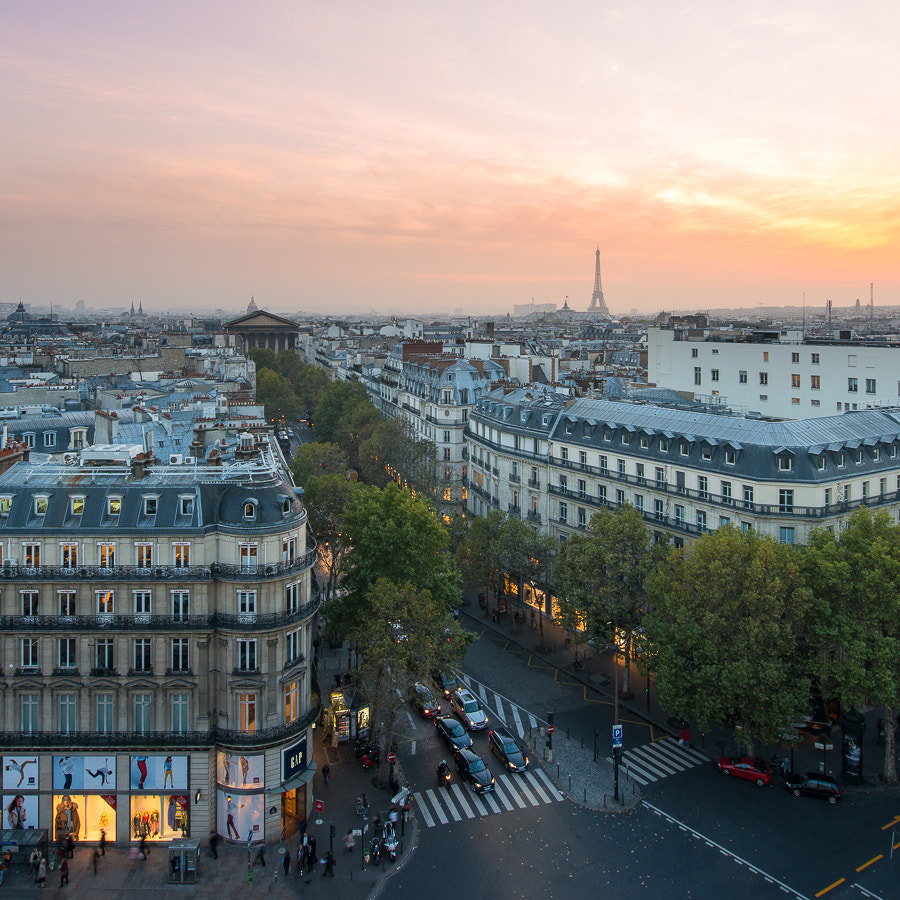 """Photograph Paris from """"Le Printemps"""" by Mr F on 500px"""