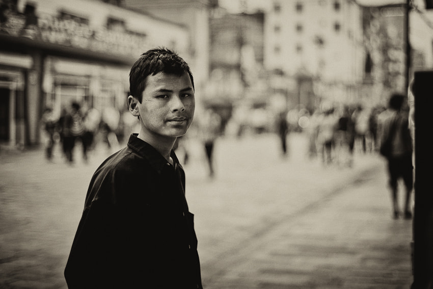 Photograph Thank you for taking my picture! by Kaustubh Thapa on 500px
