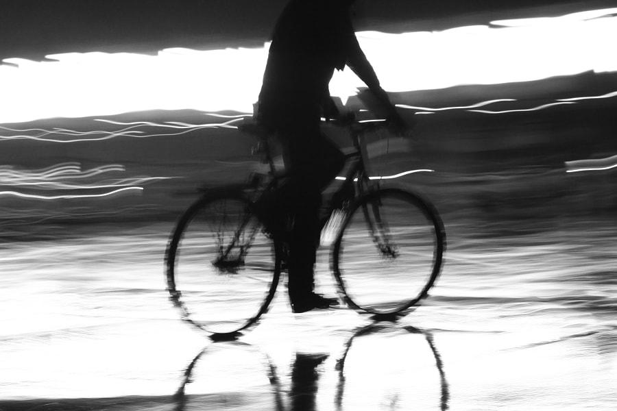 Anonymous biker