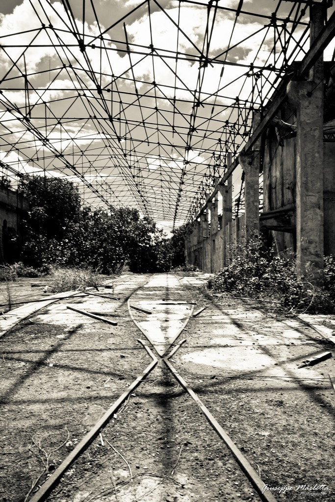 Photograph Old Factory by Giuseppe Marletta on 500px