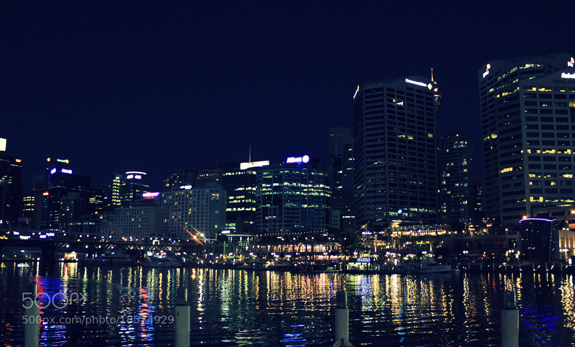Photograph Darling Harbour by Ank S on 500px