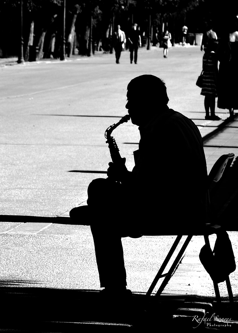 Photograph His feelings. Through music. by Rafael Soares on 500px