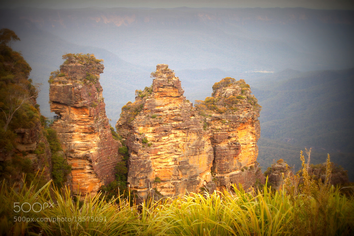 Photograph Three Sisters by Ank S on 500px