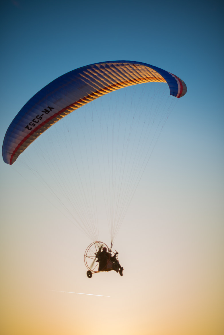 Photograph paragliding by Igas Marius on 500px