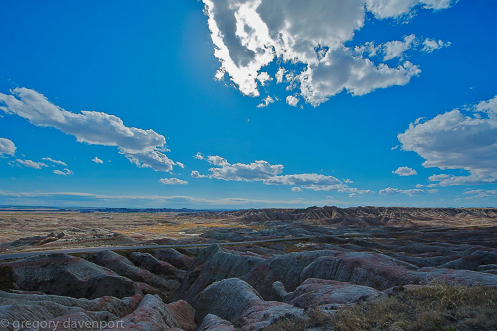 Photograph Badlands, South Dakota by Greg Davenport on 500px