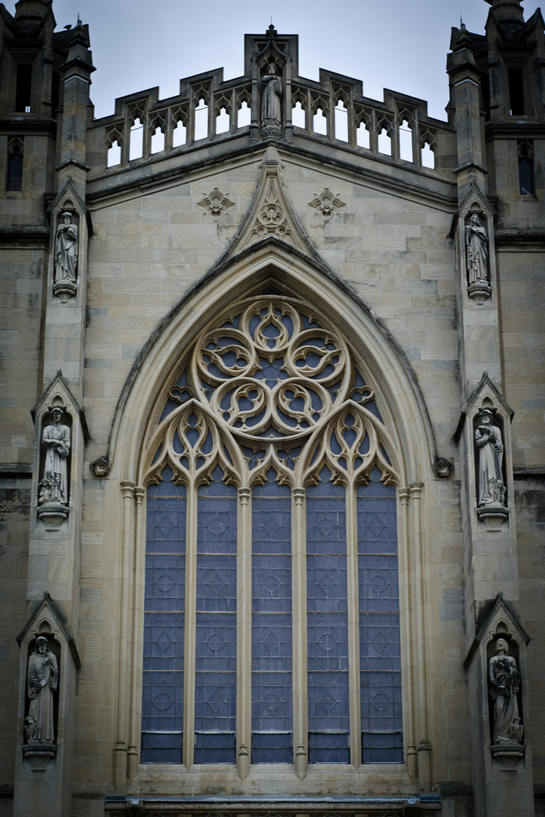 Photograph Gothic Window by Steven Wosina on 500px