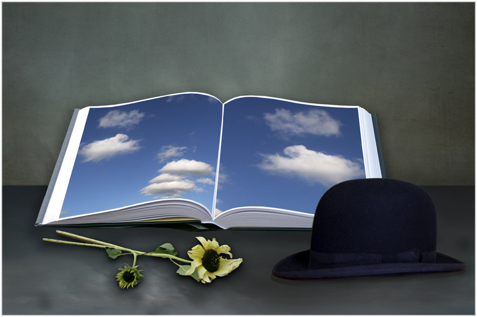 "Photograph ""Hommage á Magritte"" by Patrick Desmet on 500px"