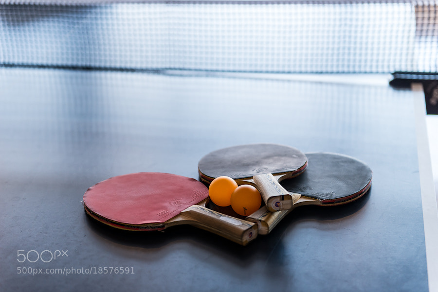 Photograph Ping pong! by Evgeny Tchebotarev on 500px