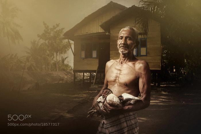 Photograph uncle leman by Teuku Jody  Zulkarnaen on 500px
