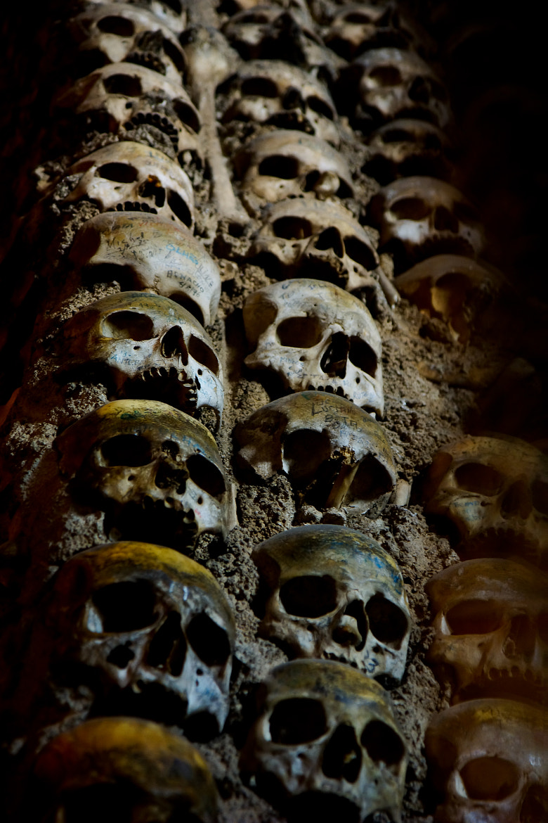 Photograph Skull Masonry by Chin Yong on 500px