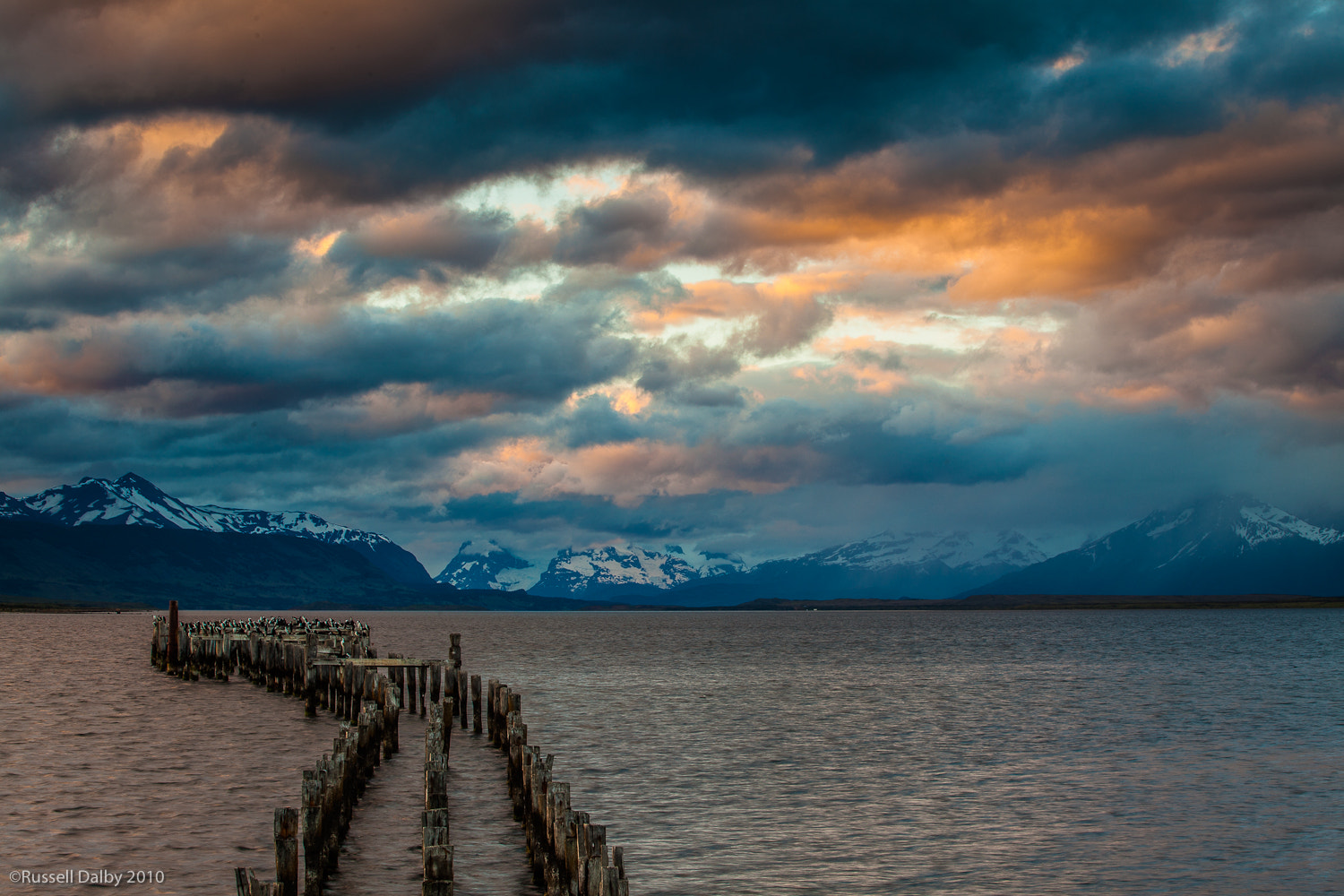 Photograph Old Pier by Russell Dalby on 500px