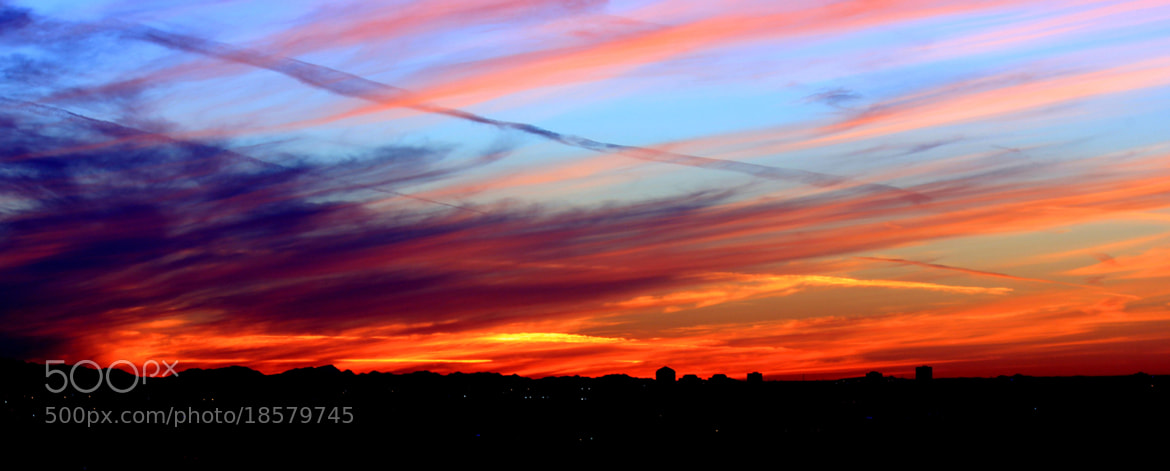 Photograph Cotton Candy Clouds by Anthony Fischetti on 500px
