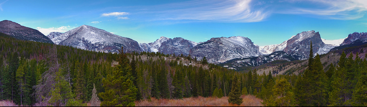 Photograph Rocky Mountain National Park by Ross Wehner on 500px