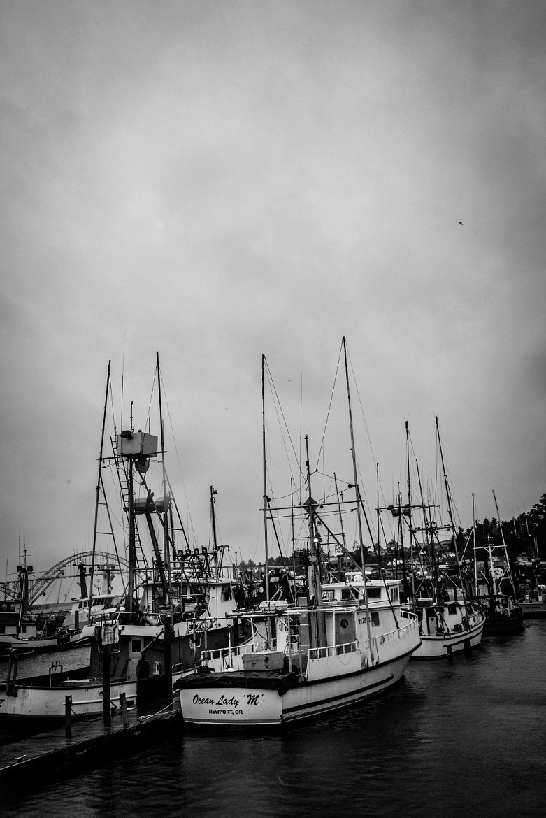 Photograph Boats at Pier 5 by Rachel Houghton on 500px