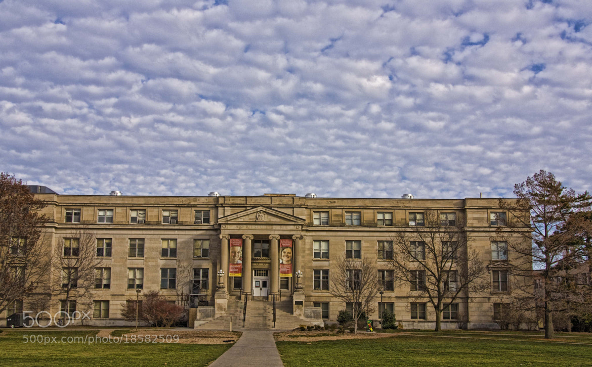 Photograph Curtiss Hall by Robert Wood on 500px