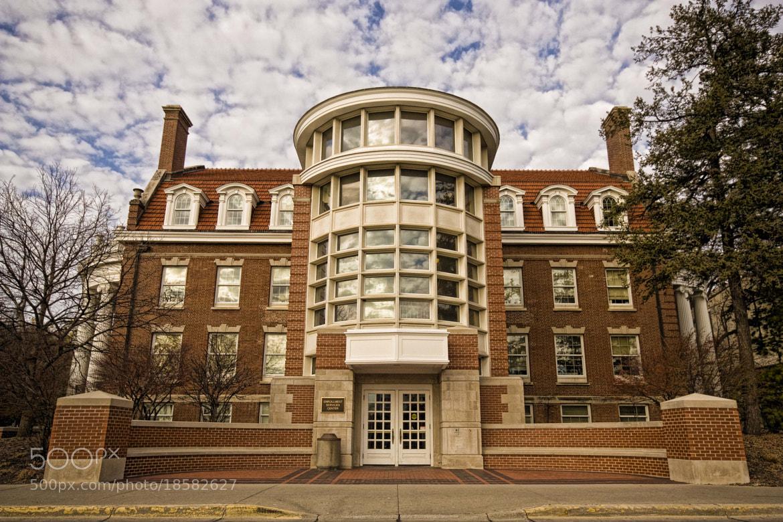 Photograph Alumni Hall by Robert Wood on 500px